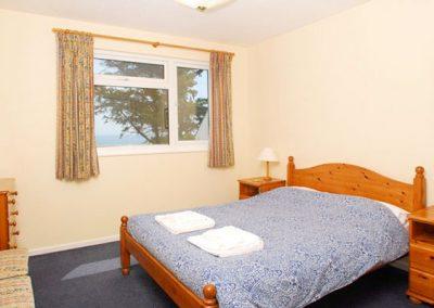 The bedroom @ 14 Mount Brioni, Seaton