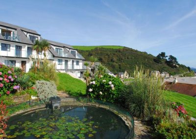 Relax in the communal garden @ Mount Brioni, Seaton