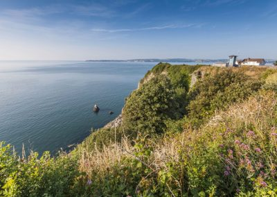 There are stunning sea views close to 6 Torwood Gables, Torquay