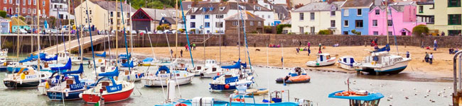 Highlights to visit around Ilfracombe and Combe Martin
