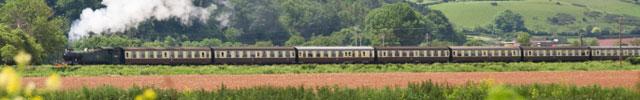Top railway journeys in Devon and Cornwall