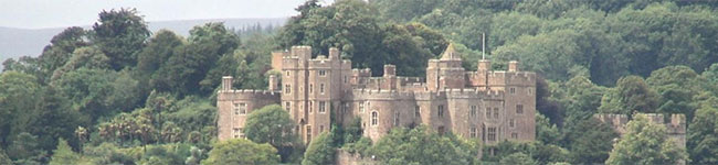 Be king of the castle for a day at beautiful Dunster Castle