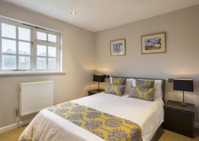 Bedroom #2 at Colleton East Wing, Rackenford