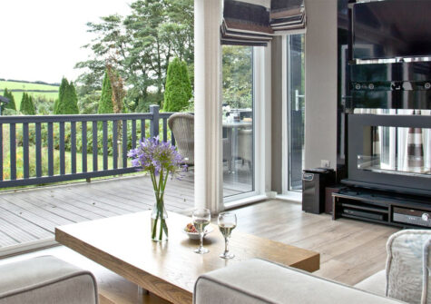Combe Lodge, Kentisbury Grange, Kentisbury