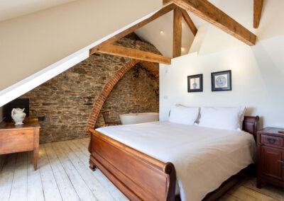 Bedroom #7 at Landscove House, Landscove