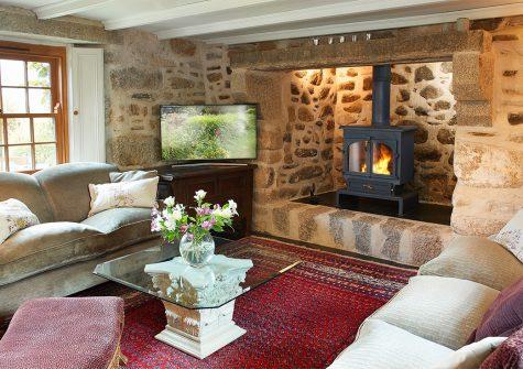 Tregadjack Farmhouse, Prospidnick